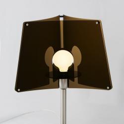 Fluo Lampe de table 1xE27 15w