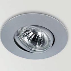Basic Recessed adjustable ø9,5cm Gx5.3 QR-CBC 51 50w Nickel Satin