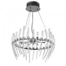 Comb Circle 45 Pendant Lamp Stradivarius Claro