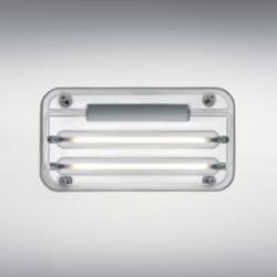 Ossimoro Wandleuchte/plafón, material termoplastico Transparent.