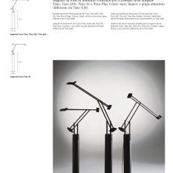 Stand of Floor Lamp Black