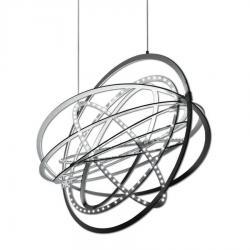 Copernico Suspension 104cm 38w LED 3000K Aluminium