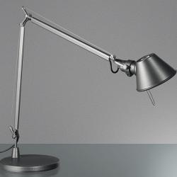 Tolomeo Midi LED Lampe de table 9w LED organisme Lampe Gris anthracite