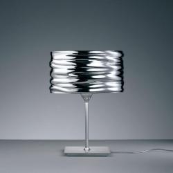 Aqua Cil (Struttura) per Lampada da tavolo senza Diffusore 150w E27 Alluminio