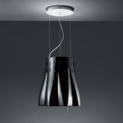 Azio Lámpara Colgante multifunción, con Filtro de purificación de aire negro