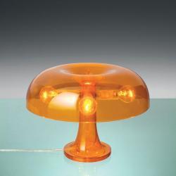 Nessino Lampada da tavolo arancioni Trasparente