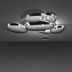 Skydro ceiling lamp Module 1x70w (HIT) halogenuros metálicos G8,5 Chrome