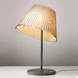 Choose Lampe de table Halogène Diffuseur en pergamino