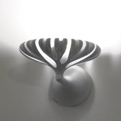 Florensis Aplique LED 28w gris Aluminio