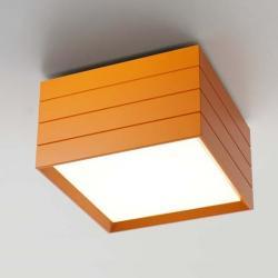Groupage 32 ceiling lamp orange LED