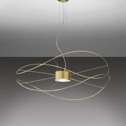 Hoops Pendant Lamp 2 Gold