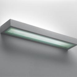Kalifa Wall Lamp 100x1487mm T16 2G11 1x80w no dimmable Grey