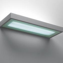 Kalifa Wall Lamp 211x587mm TC LEL 2G11 2x55w no dimmable Grey
