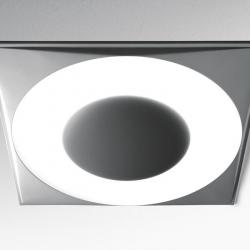 Solar II Recessed 600x600mm TC DDELI GR10q3 1x55w no dimmable white