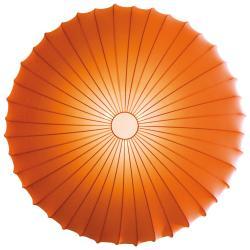 Muse 80 ceiling lamp E27 3x23w orange