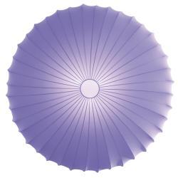 Muse 80 ceiling lamp E27 3x23w Violeta