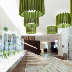 Skirt 100/2 ceiling lamp E27 E27 3x100W o E27 3x23W fluo (Lightecture)