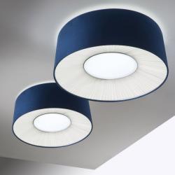 Velvet ceiling lamp 70 E27 E27 2x20W fluo (Lightecture)