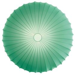 Muse 80 ceiling lamp E27 3x23w Green