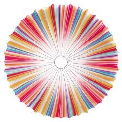Muse 80 ceiling lamp E27 3x23w Multicolour