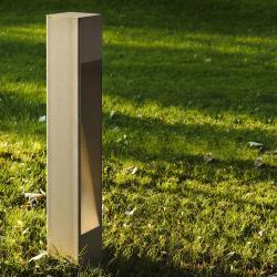 Topa 100 Baliza Exterior 110cm G12 70w - Galvanizado