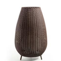 Amphora - 01 (Accessory) lampshade for lámpara of Floor Lamp Outdoor E27 22w Beige Claro