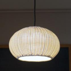 Garota - S 02 (Solo Structure) Lamp Pendant Lamp Outdoor without lampshade LED 22w White Roto