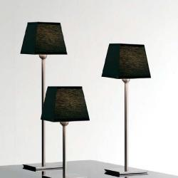 Gibsi - 01 (Solo Structure) Table Lamp without lampshade G-9 33w Hierro Black