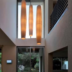 Maxi - 01 (Solo Structure) Lamp Pendant Lamp without lampshade E27 46w Instalación Superior
