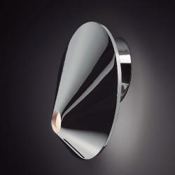 Nón Lá - P 02 Wall Lamp 10,5w LED white Lacquered Shiny