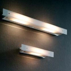 Plana - 01 Wall Lamp 80w Nickel Satin