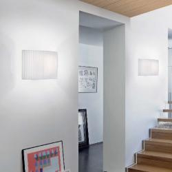 Wall Street (Solo Structure) Wall Lamp without lampshade E27 30w Níquel Satin