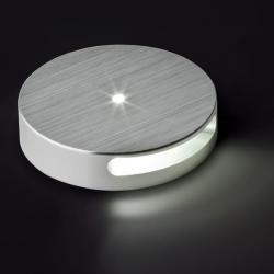 8025 Luminaria de orientacion 3 uds LED Aluminio