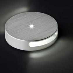 8032 Luminaria de orientacion 3 uds LED Aluminio