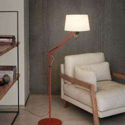 Lektor lámpara of Floor Lamp white