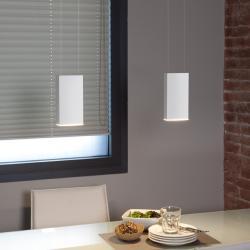 Kube Pendant Lamp Small LED 7,5w white