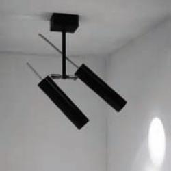 LUCENERA ceiling lamp 2x50w transformador eléctrico