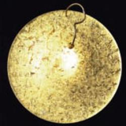 LUNA PIENA Wall Lamp 120cm Gold