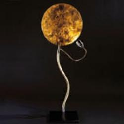 LUCE D'ORO Table Lamp Gold