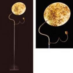 LUCE D'ORO lámpara de Lampadaire Or