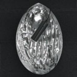 STCHU Moon 04 Wall lamp/ceiling lamp Silver