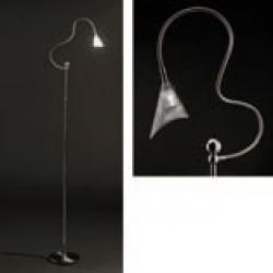 NO NAME lámpara of Floor Lamp Nickel