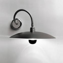 Minimalismo 12 Wall Lamp Nickel