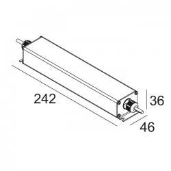 LED Power Supply 24V DC / 40w
