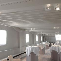 Spatio Reo 3033 Spotlight of Ceiling 12,9cm with Reflector 33º LED 8w Aluminium
