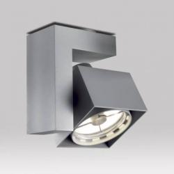 Spatio HIT 150 FL28 Foco para Techo 17,8cm con Reflector 15º G12 HIT 150w Aluminio