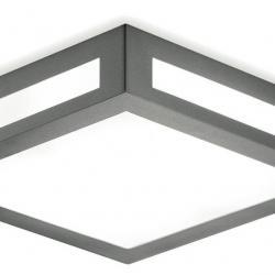 T 2160 ceiling lamp Niquel
