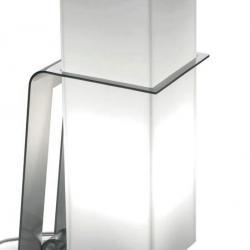 Tovier M 2404 Lampe de table Niquel