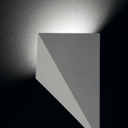 Wall a 3002L Applique LED 7W Nero