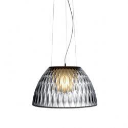 E-Llum Lamp Pendant Lamp pequeña Nickel mate
